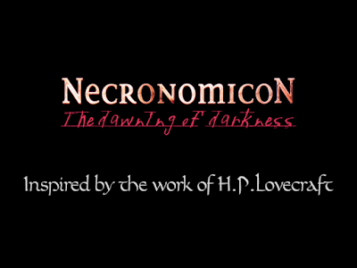 Press Start - Necronomicon: The Dawning of Darkness