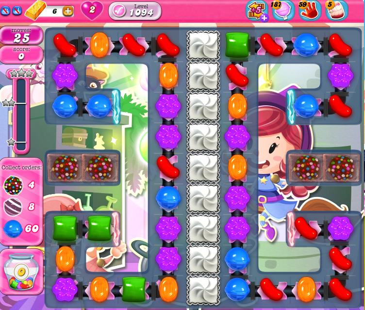 Candy Crush Saga 1094