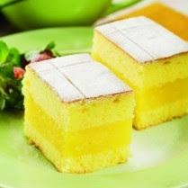 resep cake nanas lapis es krim