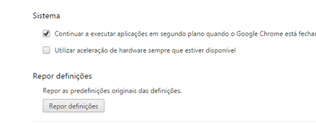 Como acelerar o Google Chrome