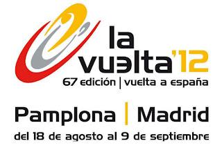 CICLISMO-Vuelta España 2012