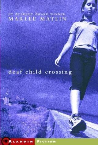 Marlee Matlin deaf child crossing