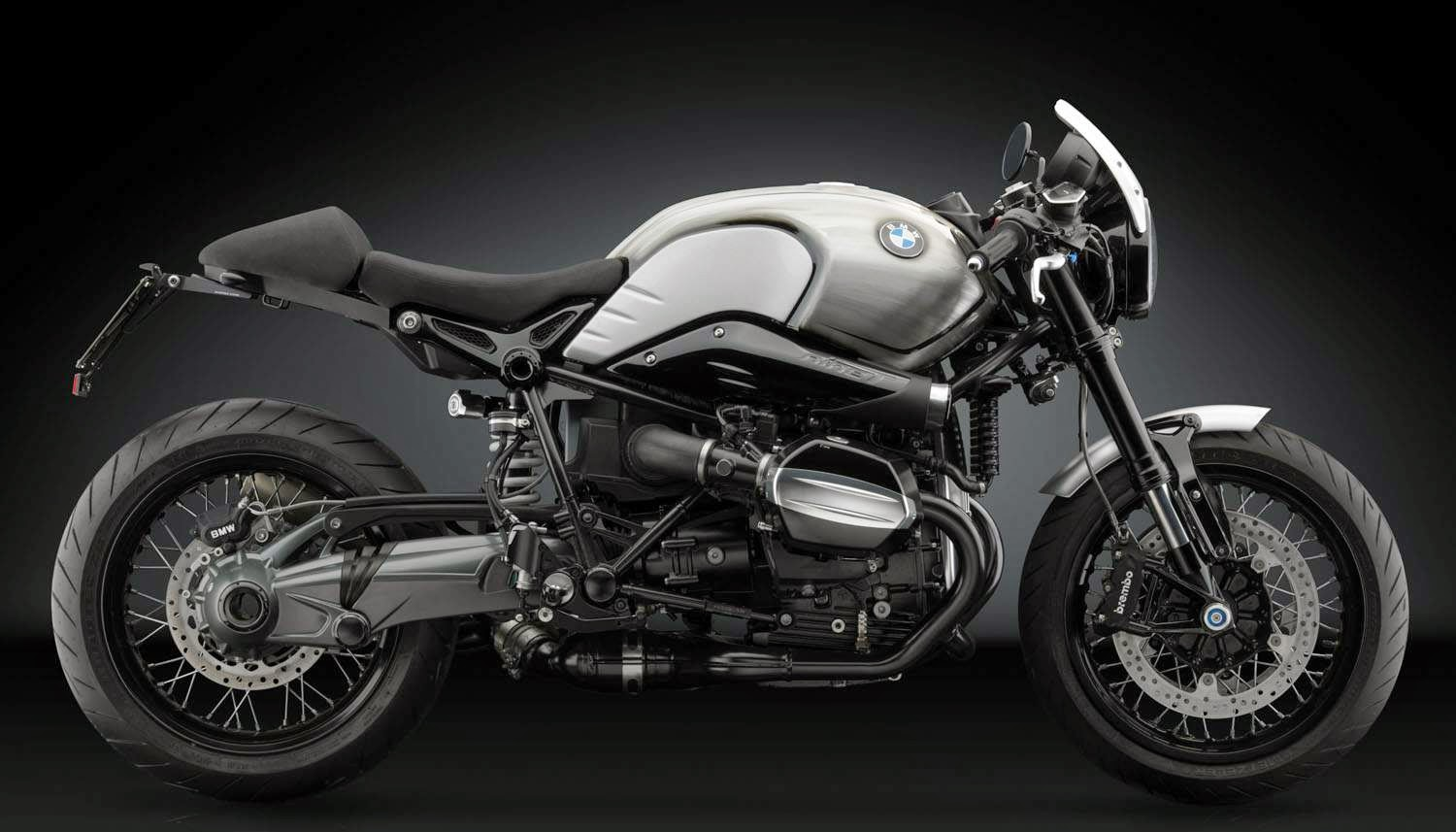 oscar by alpinestars bmw r ninet by rizoma. Black Bedroom Furniture Sets. Home Design Ideas