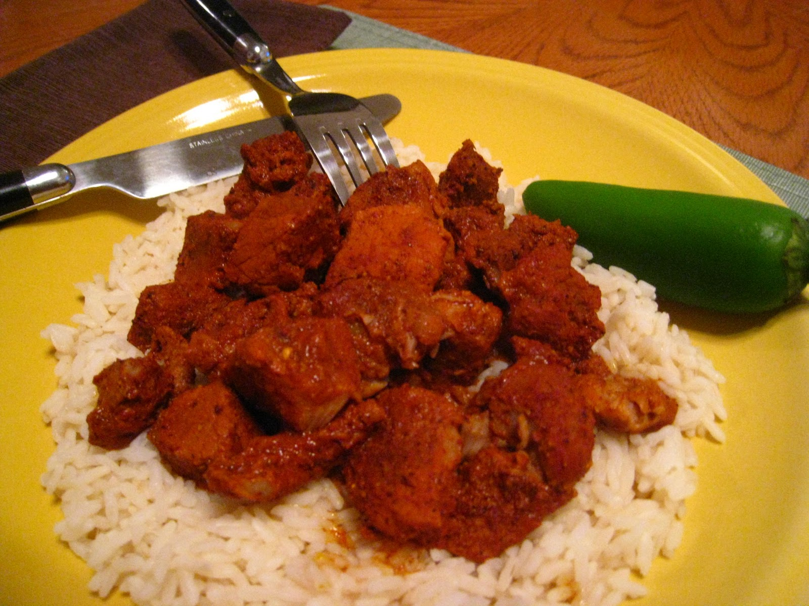 Cooking Cool Ain't Hard: Puerco Pibil - A Slow Roasted Mexican Pork