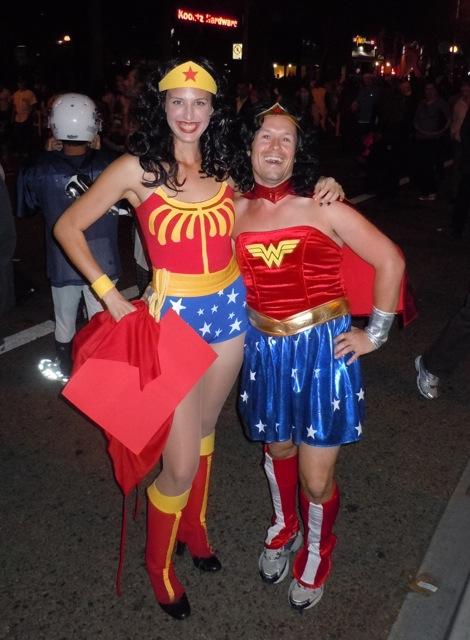 WEHO Carnaval Wonder Women