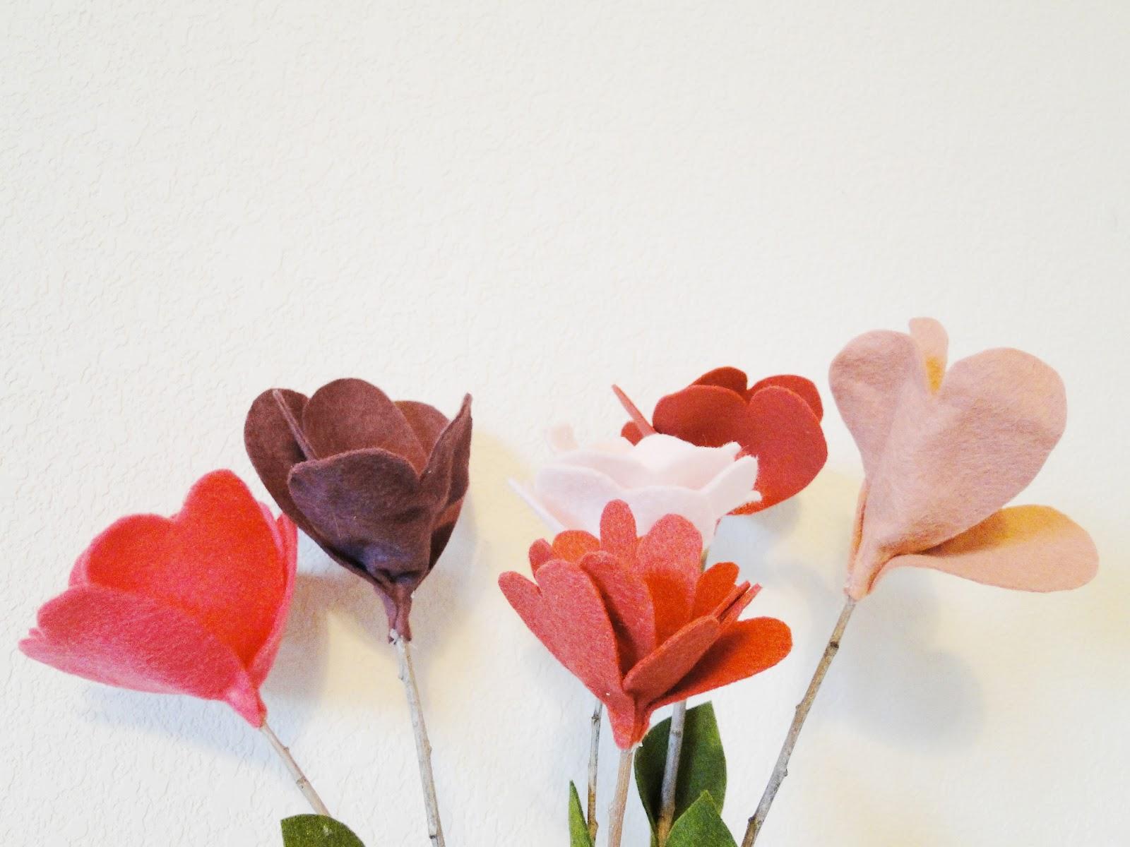Pie n the sky fancy felt flower diy fancy felt flower diy izmirmasajfo