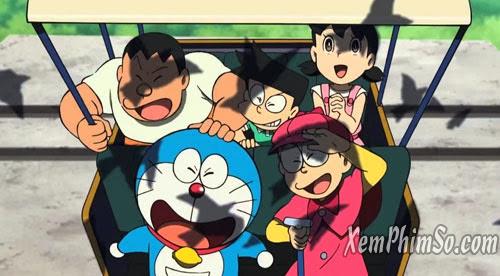 Nobita Và Viện Bảo Tàng Bảo Bối