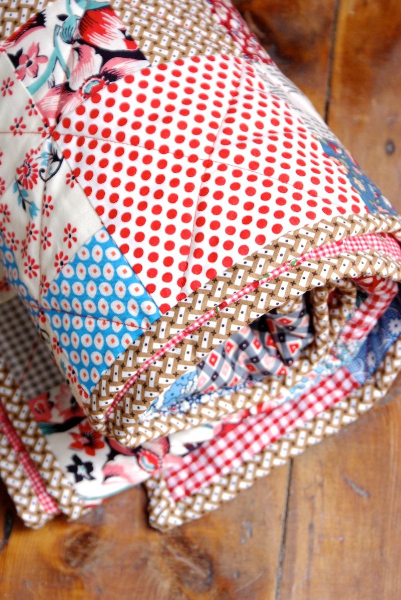 MessyJesse - a quilt blog by Jessie Fincham: The Little House On ... : prairie quilts - Adamdwight.com