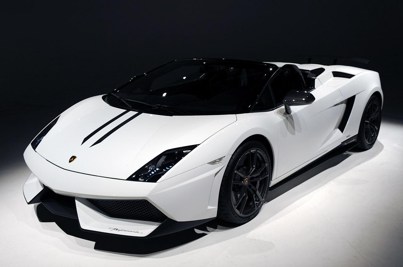 Lamborghini Gallardo Spyder Base 1280x800 Images Car