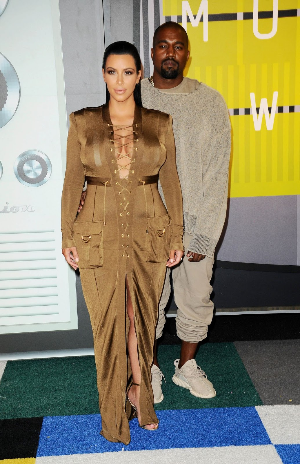 Kim Kardashian – 2015 MTV Video Music Awards at Microsoft Theater in Los Angeles