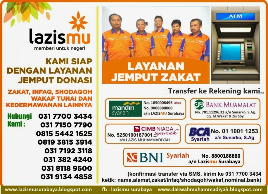 LAZISMU Surabaya