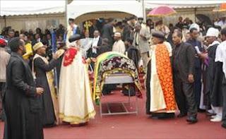 Abune Paulos Ethiopian Orthodox