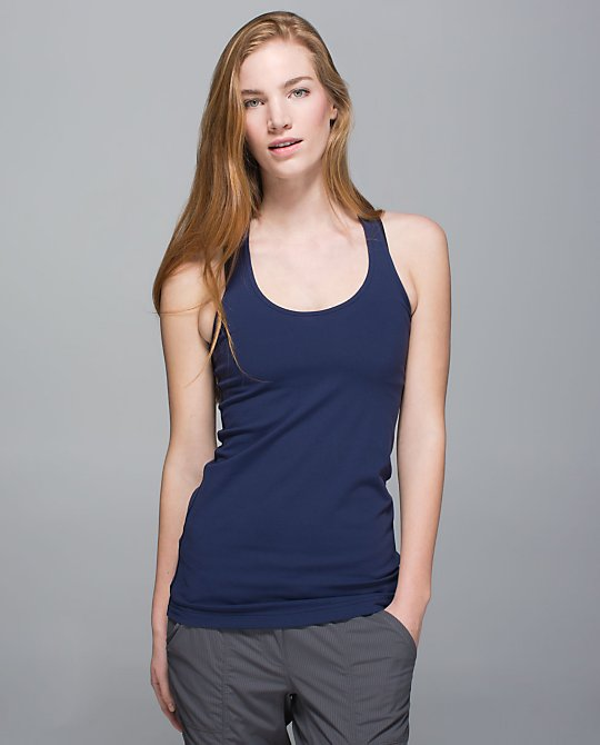 lululemon deep navy cool racerback