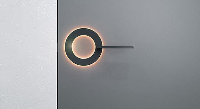 S lection de poign es de portes caract rielle - Poignees de porte design ...