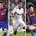 Xavi, Messi y Cristiano Ronaldo candidatos al Balón de Oro 2011