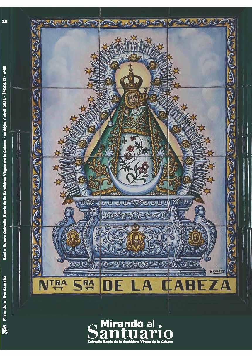"""Revista """"Mirando al Santuario"""" 2021"""