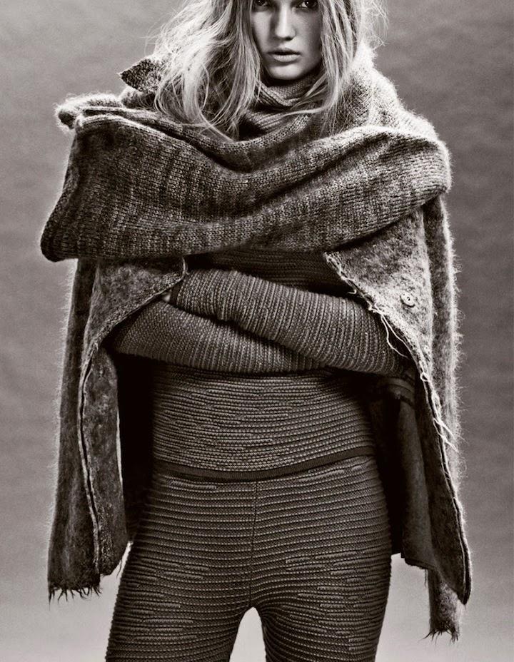 Nova Malanova By Billy Ballard For Stylist France #72 4th December 2014