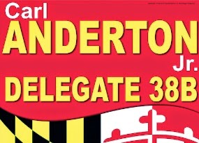 Carl Anderton Jr For Delegate 38B