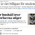 Bonnier/DN lägger ut missvisande artikel om bostadsmarknaden