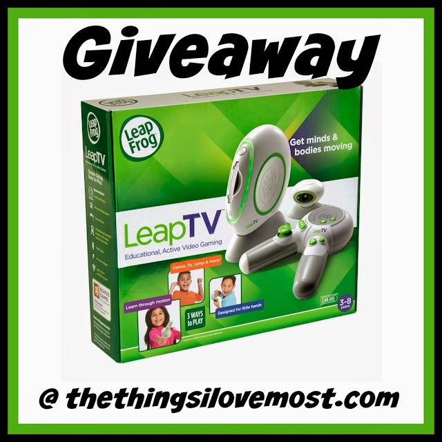 LeapTV from LeapFrog
