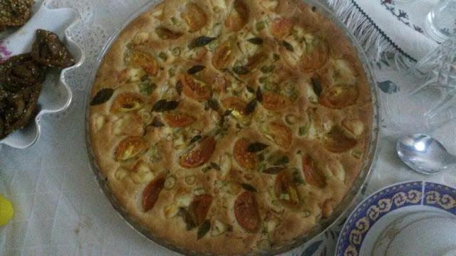 خبز.إيطالي.فوكاشيا.من.وصفات.الاخت.NADIA.AZIZ