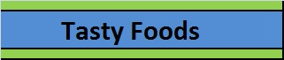 Tasty Food Recipes