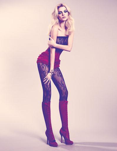 Jessica Stam Photoshoot Gallery