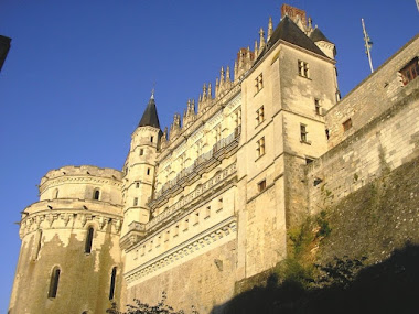 the royal Château d'Amboise