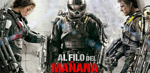 """Al Filo del Mañana"" (Edge of Tomorrow): Espectacular 2º tráiler en español"