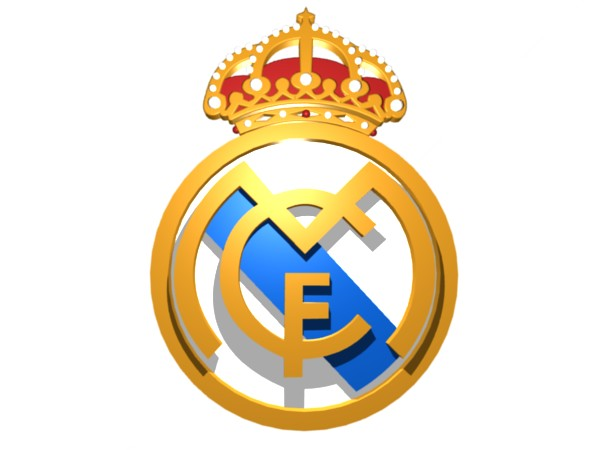 Real Madrid Logo Photo Vector Wallpaper Real Madrid Logo