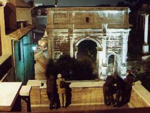 Visite guidate serali x bambini Roma: Colosseo e Fori Imperiali 20/08/2013