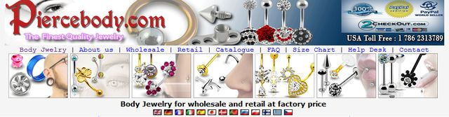 Body Jewelry Accessories Fashion