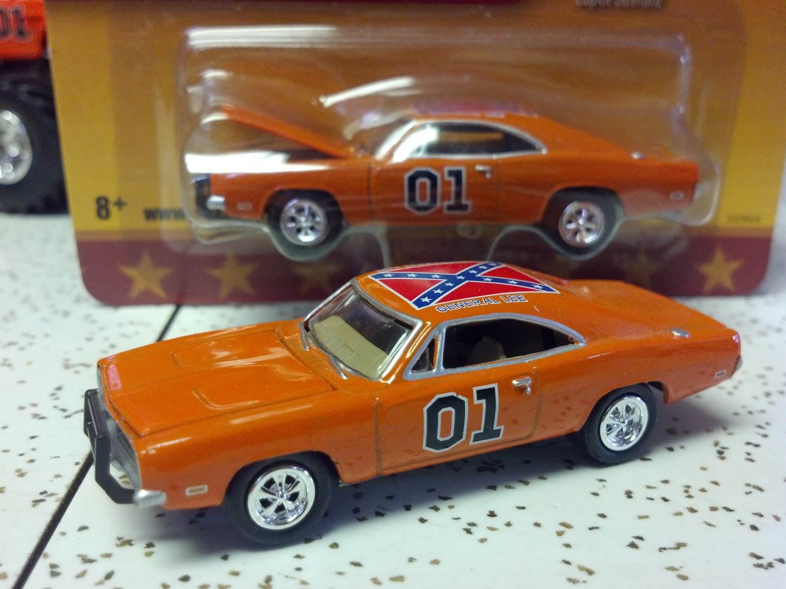 Dukes of Hazzard Collector: The complete Johnny Lightning Dukes of ...