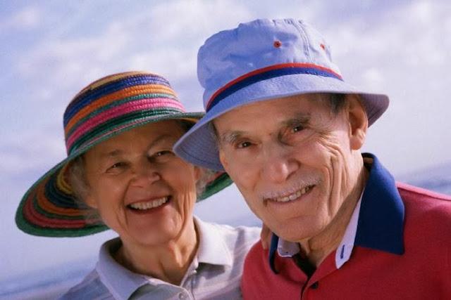 пожилые пары