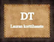 DT Lauran Korttihaaste 09/12 - 12/12
