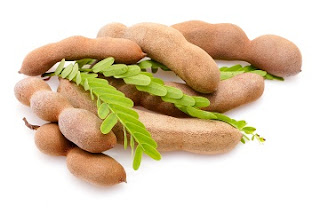 remove plaque with tamarind seeds