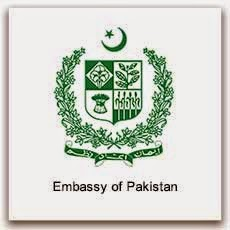 Embassy of The Islamic Republic of Pakistan