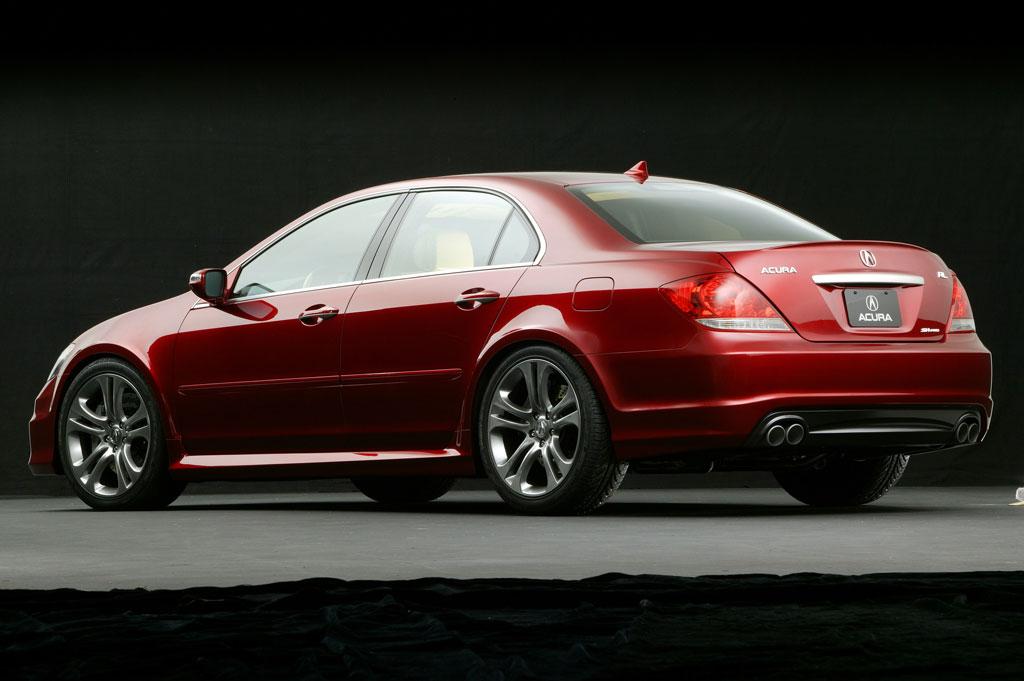 2013 Acura RL   Dha Car