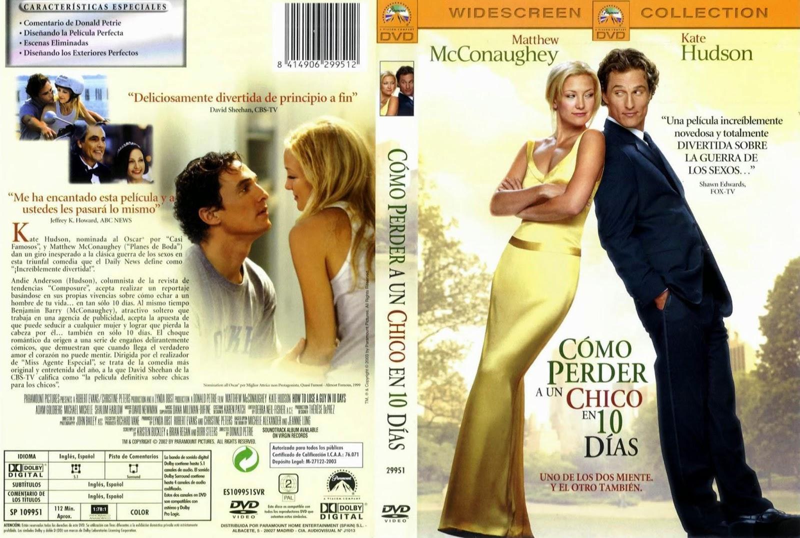 Como Perder A Un Chico En 10 Dias DVD