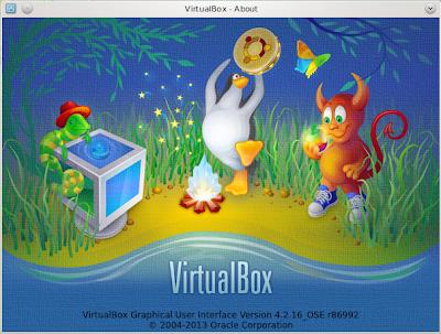 virtualbox ose opensuse