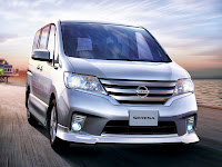 Info Harga dan Spesifikasi Nissan Serena