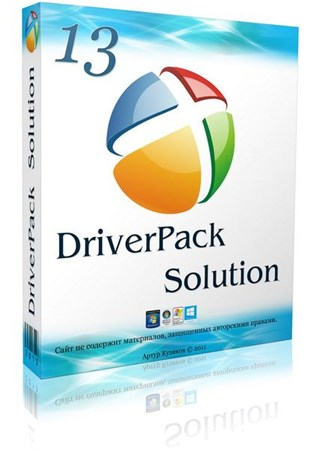 DriverPack Solution 13 243abce39ccafcfaa7f9e31b523ba688