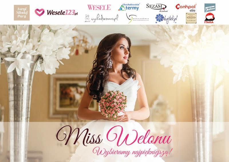 wychodzezamaz.pl patronem medialnym konkursu Miss welonu