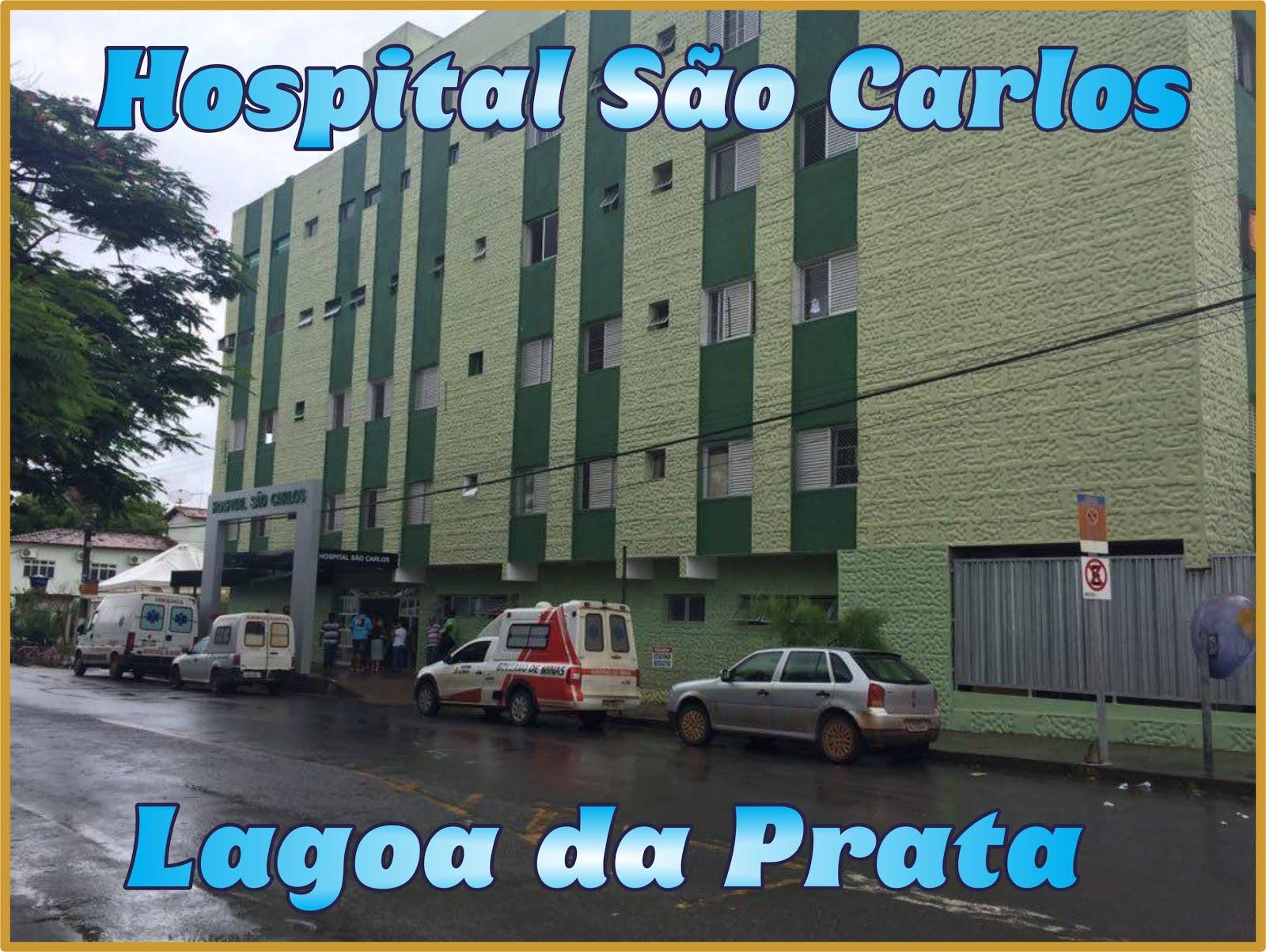 Hospital São Carlos em Lagoa da Prata