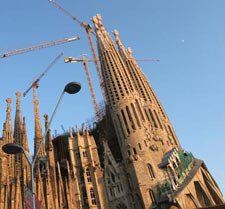 Sagrada Familia Building