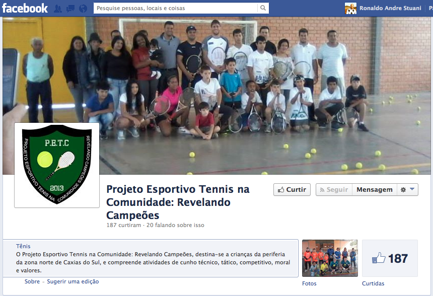 https://www.facebook.com/tennisnacomunidade