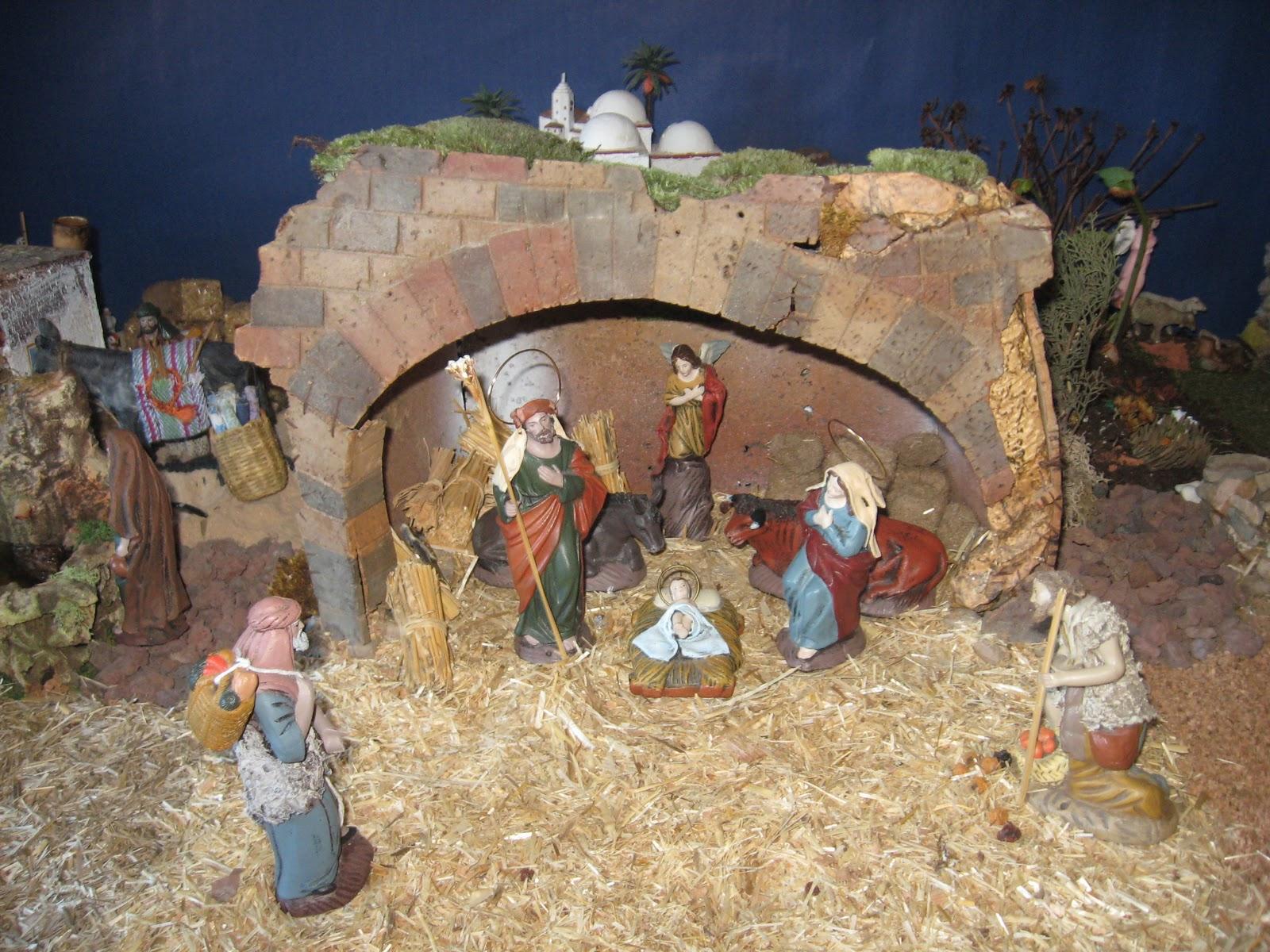 Entre comillas a bel n pastores iv el nacimiento for Nacimiento belen