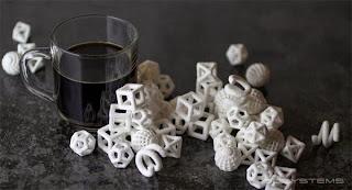 Οι 3D Printed κύβοι ζάχαρης για τον καφέ σας είναι εδώ