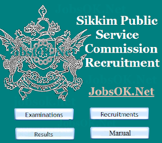 Sikkim Public Service Commission Jobs 2014 - SPSC Sikkim PSC Recruitment