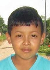 Rodrigo - Bolivia, Age 8